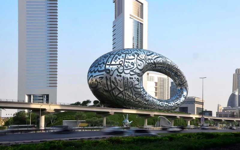 El Museo del Futuro terminado