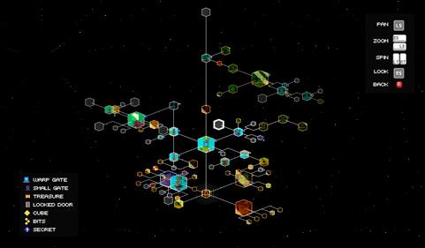 El complejo mapa tridimensional de Fez
