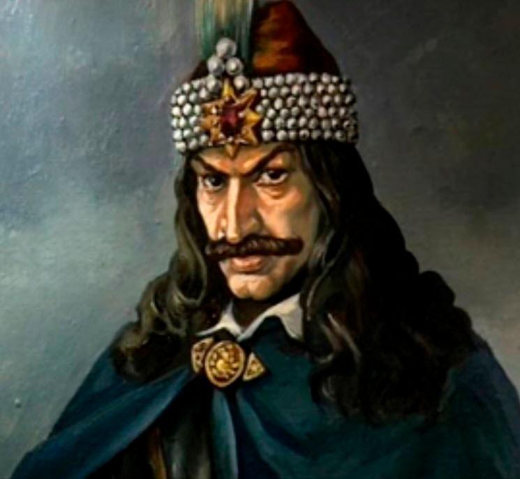Ilustración de Vlad el Empalador