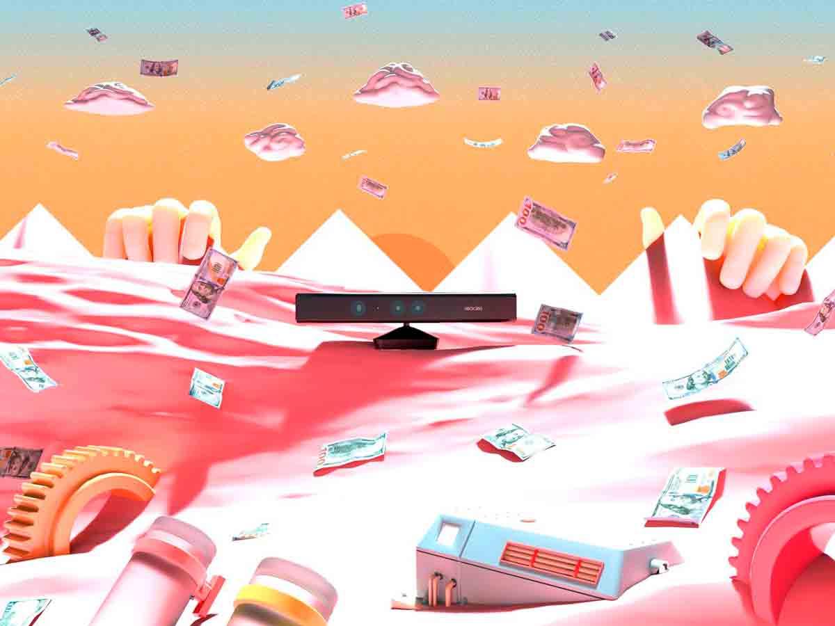 La caída de Kinect, un dispositivo adelantado a su tiempo
