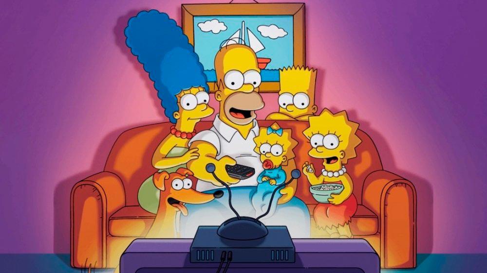 La caída del show más popular de la televisión, Los Simpson