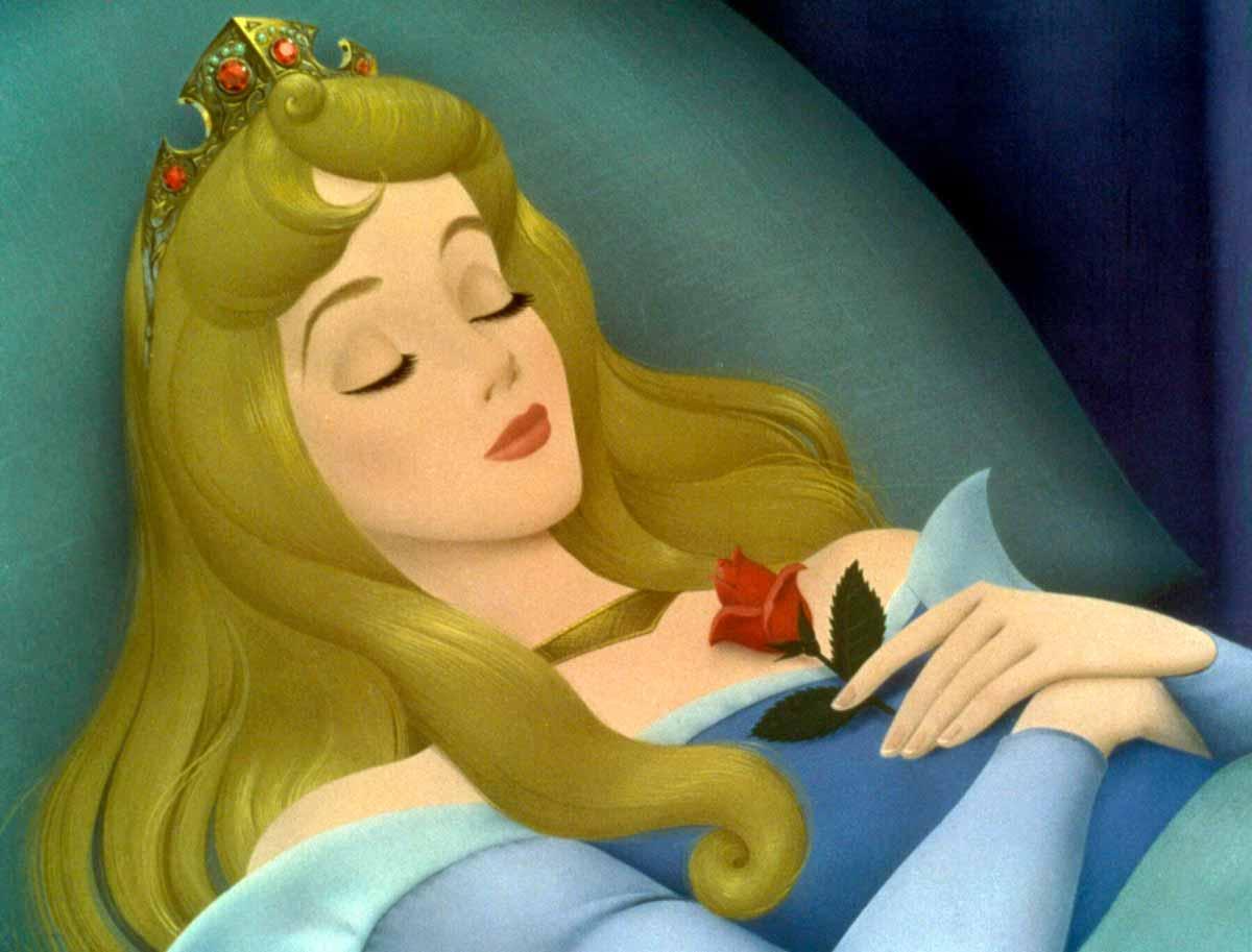 La escalofriante historia original de la bella durmiente