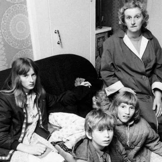 La familia Hodgson