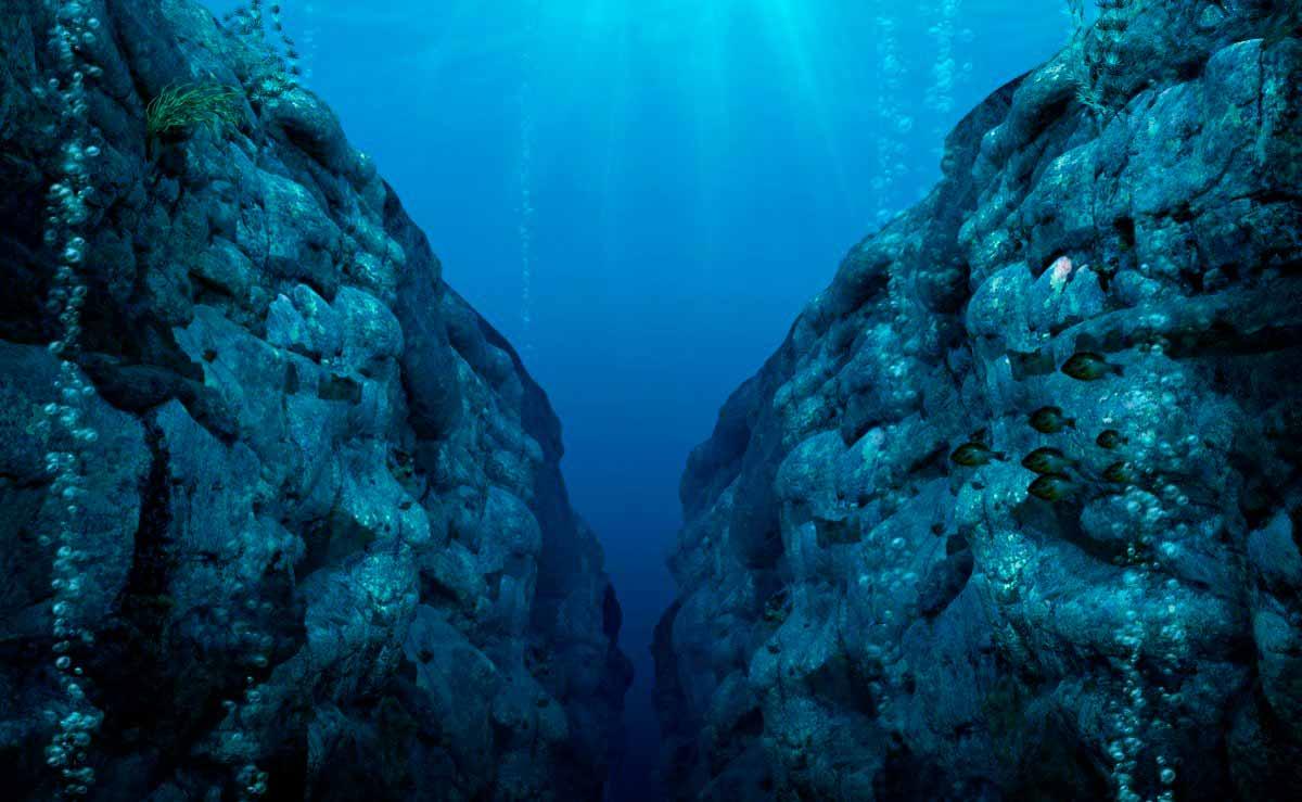 La fosa de las Marianas, el lugar más profundo de la Tierra