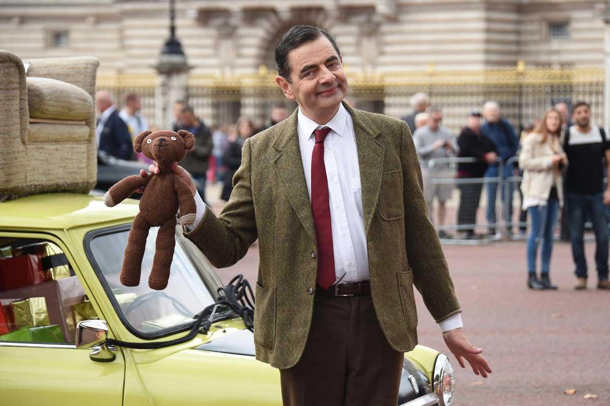 La genialidad de Rowan Atkinson, desde Mr. Bean a Johnny English