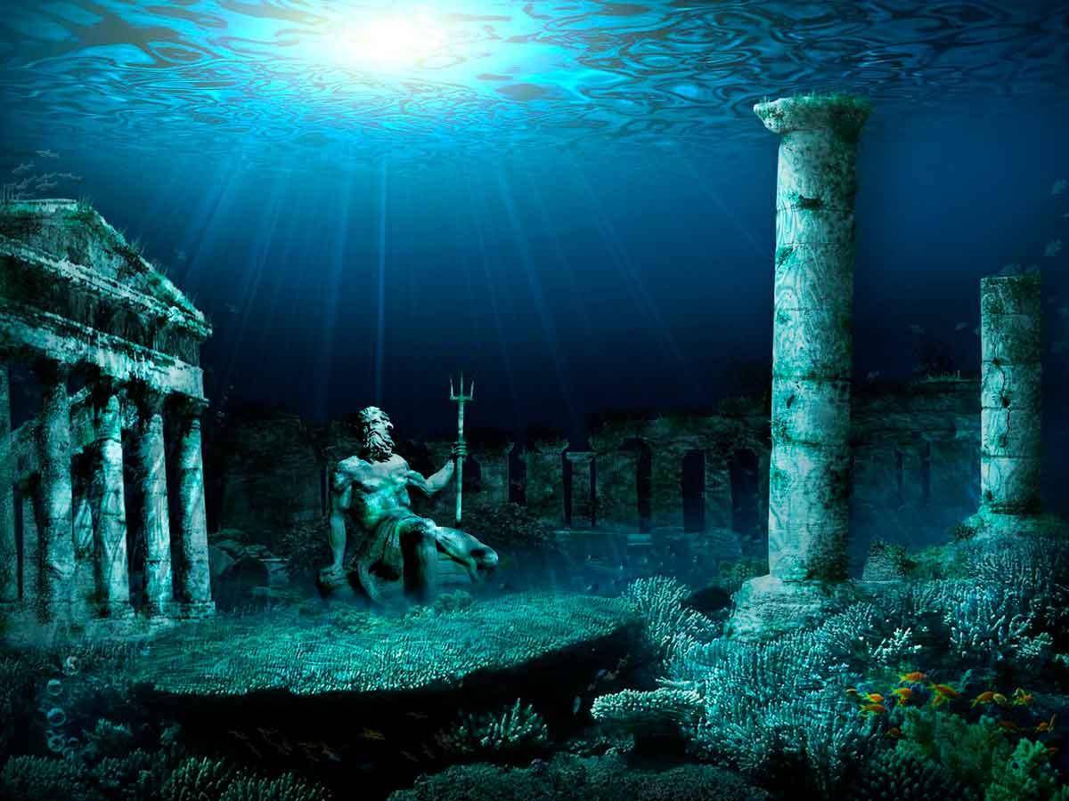La verdad crítica sobre la ciudad perdida de la Atlántida
