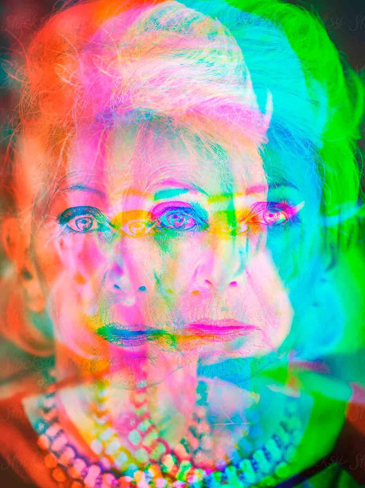 Las alucinaciones de la mente al observarnos en un espejo