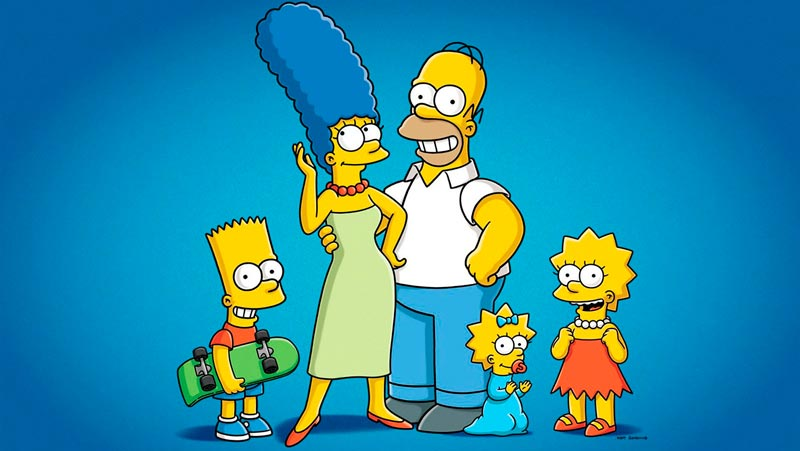 Los años de gloria de Los Simpson