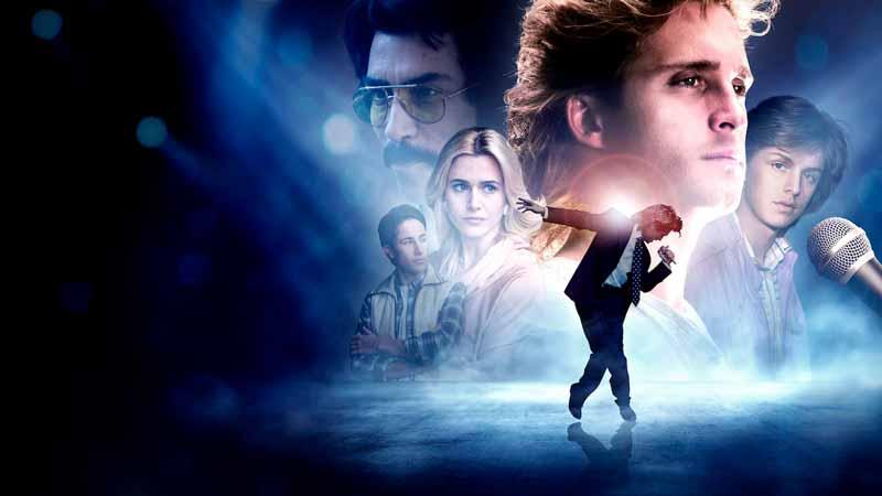 Imagen promocional de Luis Miguel, la serie, de Netflix