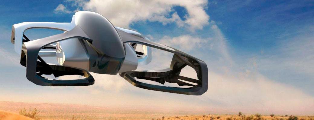 SkyDrive, manejar en el cielo ya no es solo un sueño futurista