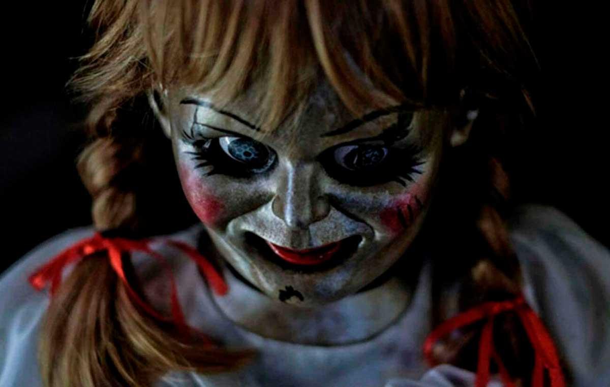 Annabelle, la muñeca poseída que ha aterrorizado al mundo entero