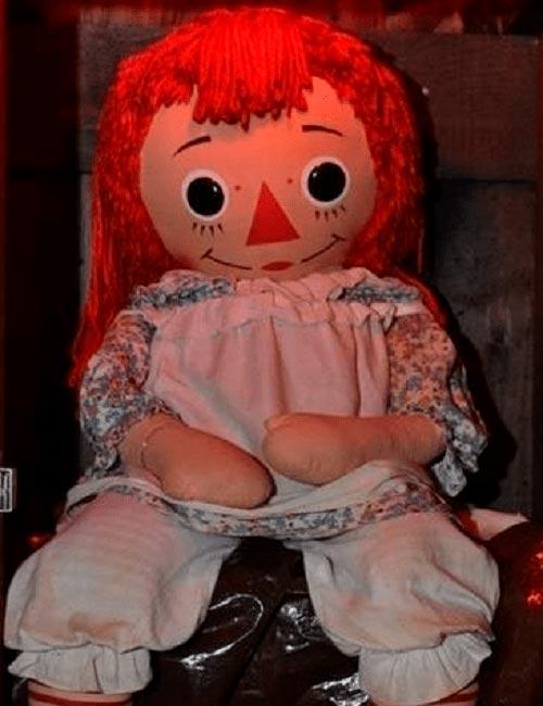 El aspecto real de la muñeca