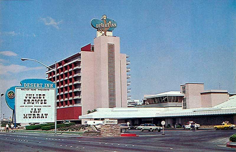 Casino Desert Inn adquirido por el aviador