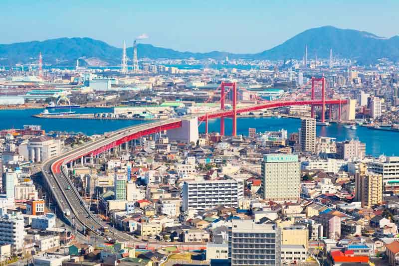 Kokura, la primera ciudad objetivo de la bomba atómica de Nagasaki