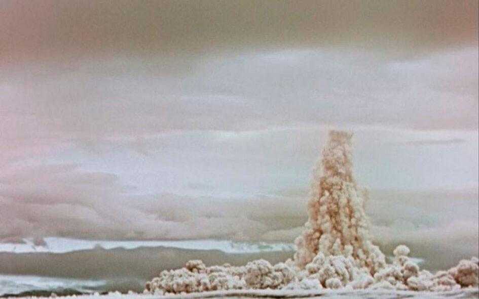 La detonación de la Bomba del Zar, el artefacto más poderoso del mundo