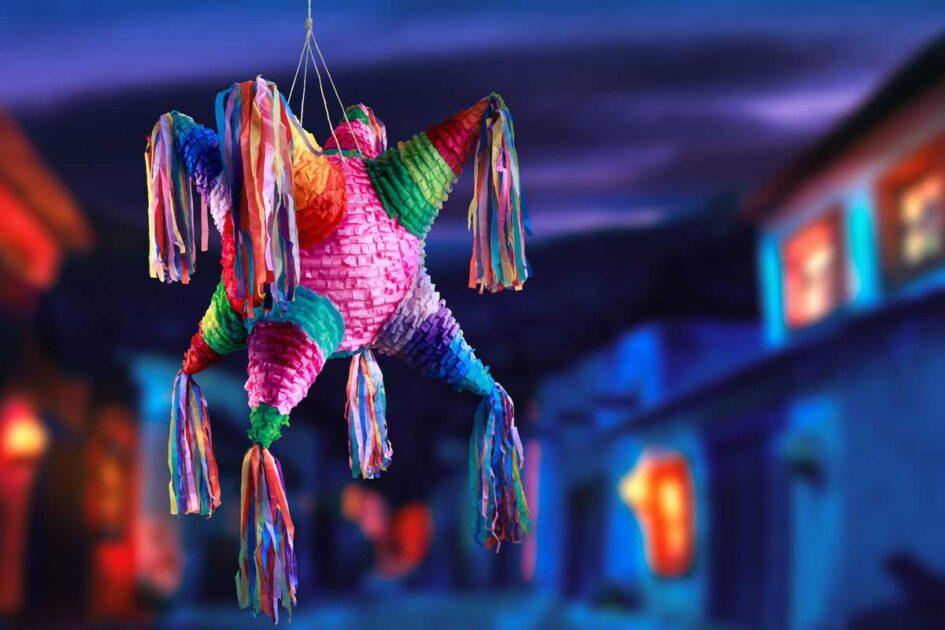 La historia de la piñata alrededor del mundo