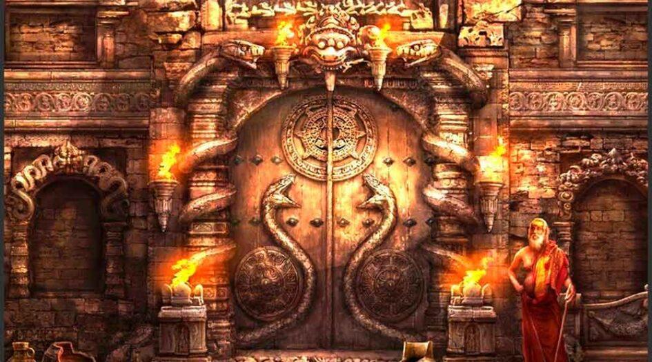 La inaccesible bóveda del templo hindú que presagia el Apocalipsis