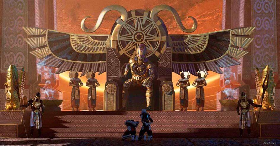 Los Anunnaki, dioses de la mitología sumeria o alienígenas