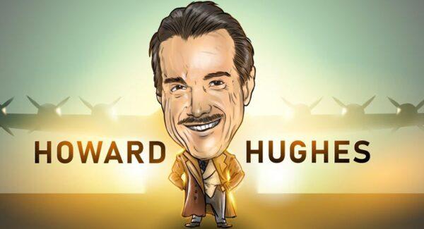 Los logros del excéntrico aviador Howard Hughes