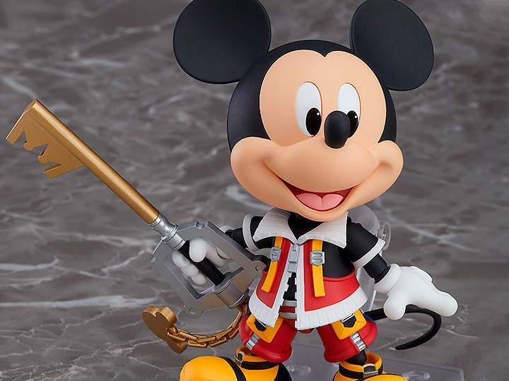 Mickey Mouse en el videojuego Kingdom Hearts