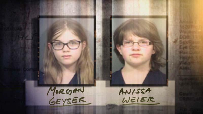Las adolescentes obsesionadas con el personaje tras ser capturadas por la policía