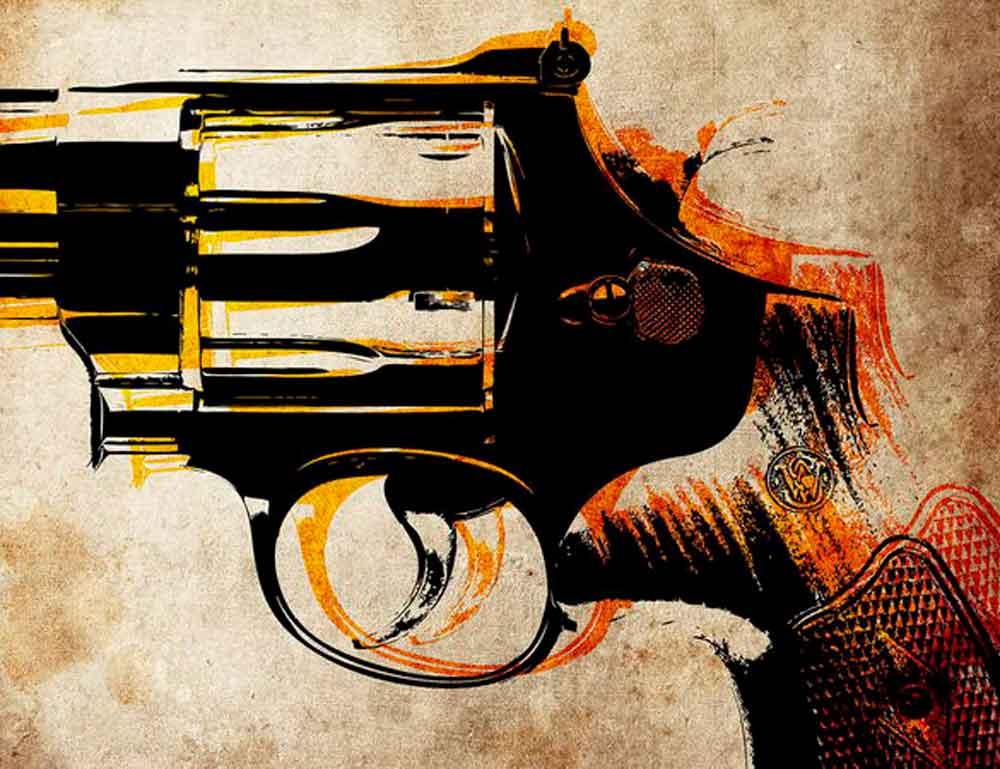 Samuel Colt, el hombre que inventó el revólver