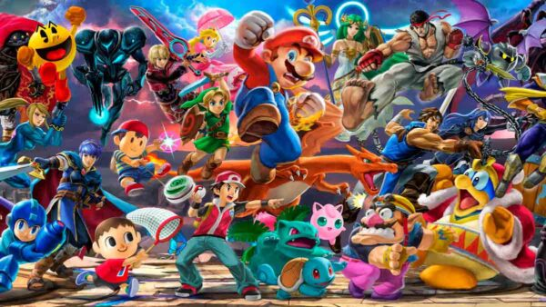 Super Smash Bros., el videojuego de crossover que lo cambió todo