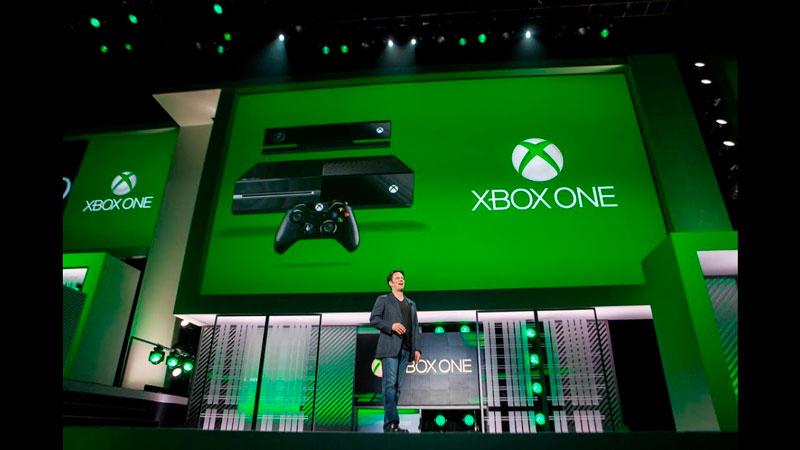 Presentación de la Xbox One con Kinect en el E3 de 2013