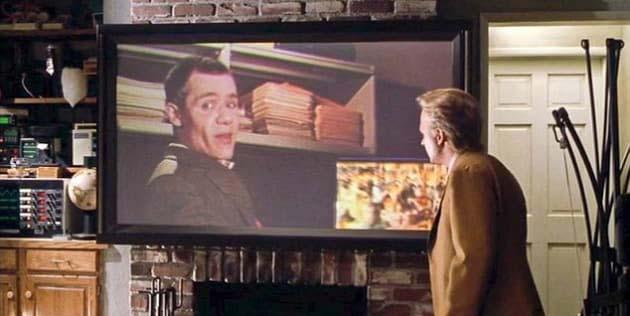 Las videollamadas en Back to the Future II