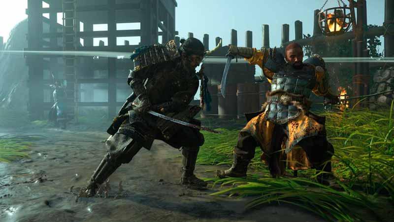 Otra escena del videojuego