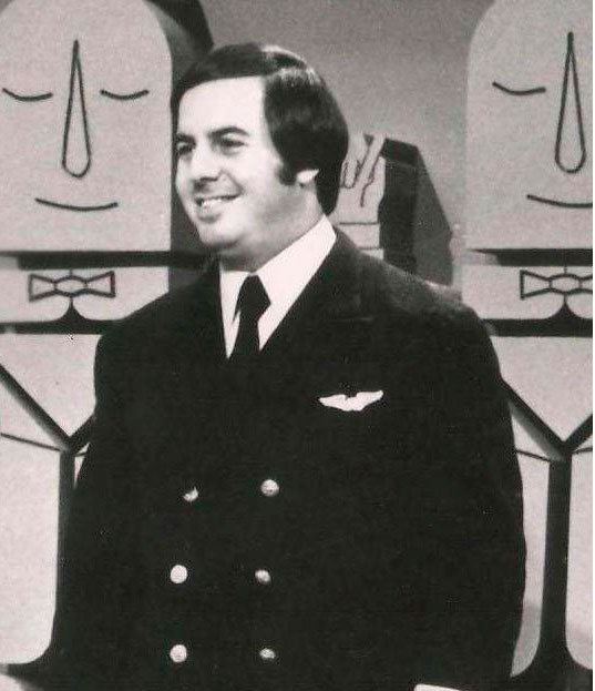 Frank Abagnale como piloto aéreo