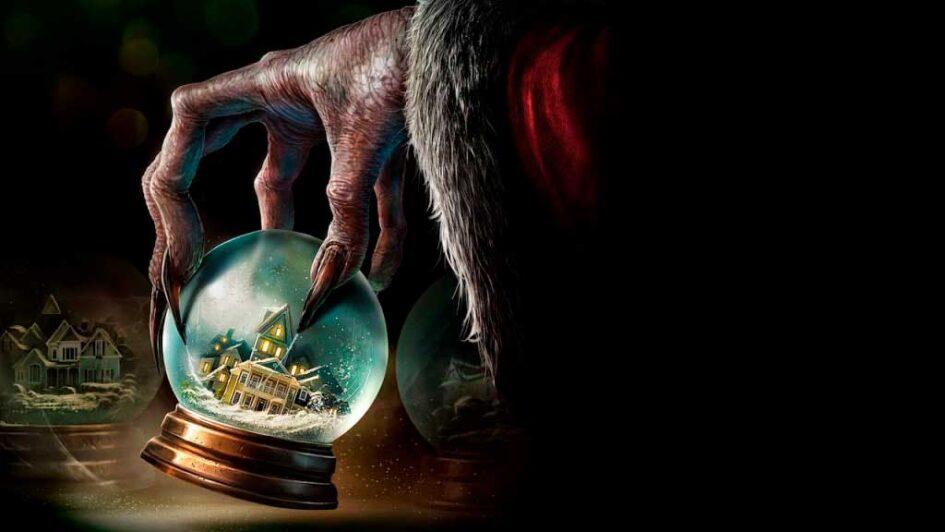 Krampus, el anti Santa Claus que castiga el mal comportamiento