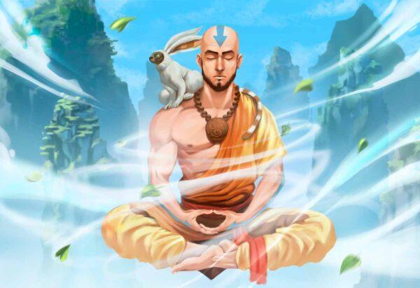 La filosofía de Avatar Aang, el último maestro del aire