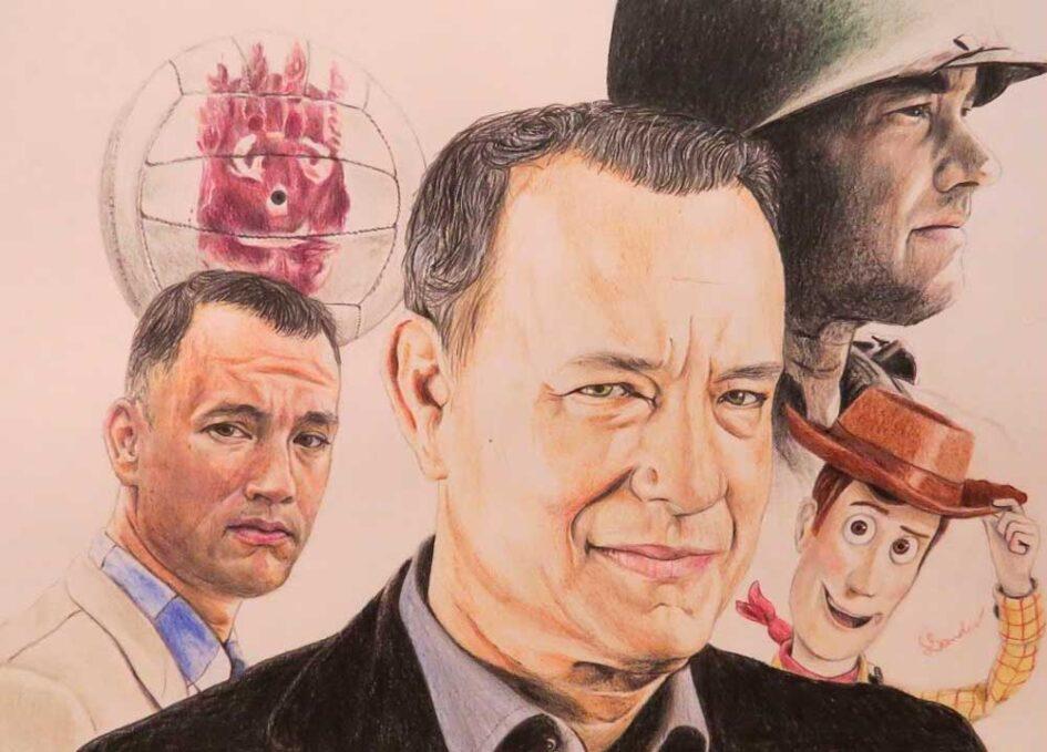 La huella imborrable de Tom Hanks