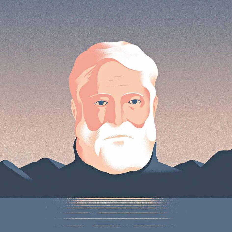 La tumultuosa vida del apasionado escritor Ernest Hemingway
