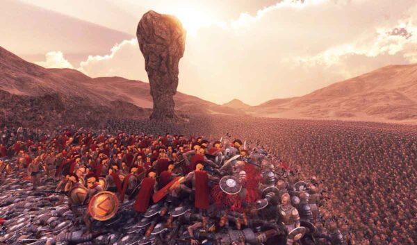 Las contiendas más disparatadas del videojuego Ultimate Epic Battle Simulator