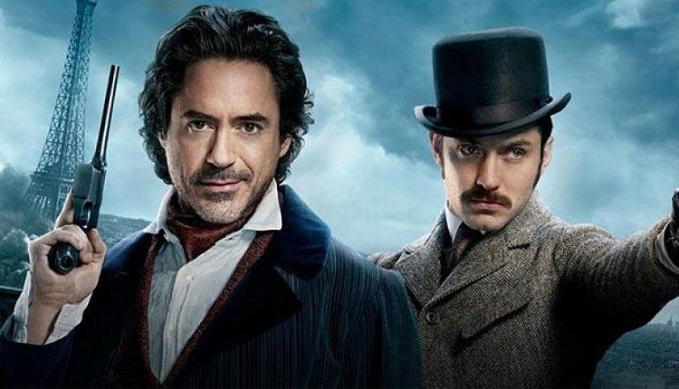 Holmes y Watson interpretados por Robert Downey Jr. y Jude Law