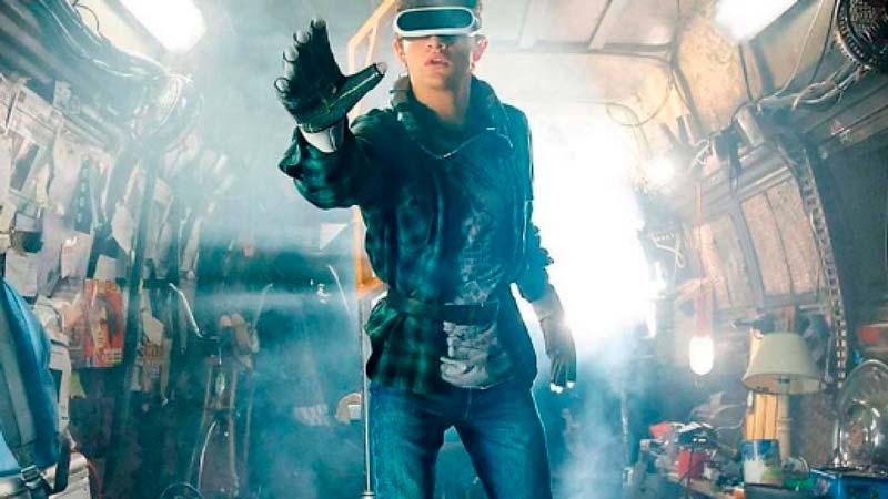 Los dispositivos de realidad virtual en Ready Player One