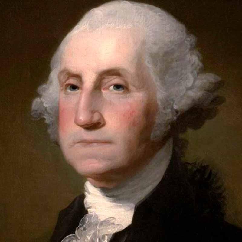 Retrato de George Washington