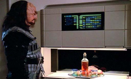 Impresora 3D en la serie de ciencia ficción Star Trek
