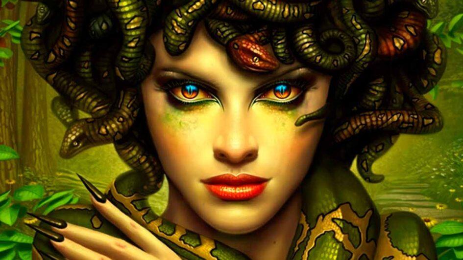 El tormentoso origen del personaje mitológico Medusa