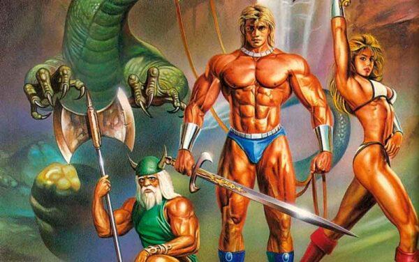 La fantasía épica de Golden Axe, el icónico videojuego de los 90