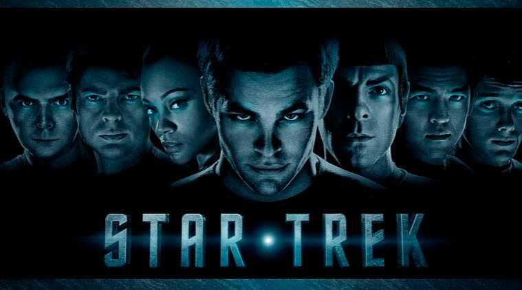 Póster de la película de Star Trek: Un nuevo comienzo de 2009