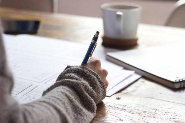 Qué escribir cuando el tiempo te encuentra desprevenido