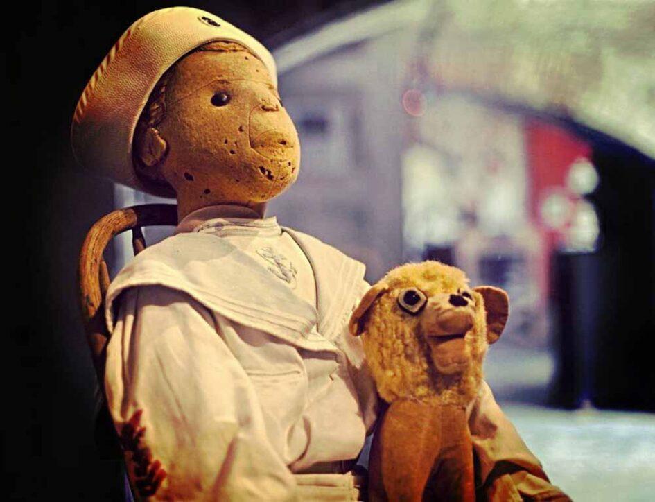 Robert, el muñeco diabólico real que inspiró la historia de Chucky