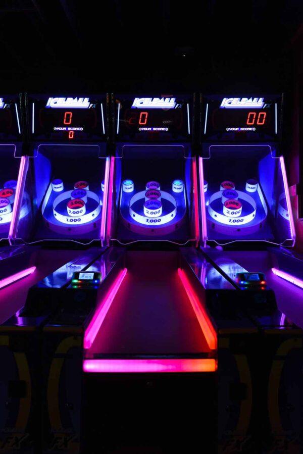 El auge y el declive de los juegos de arcade