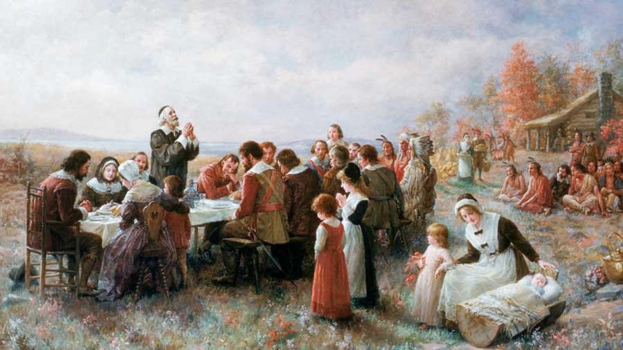 El nefasto origen histórico del día de Acción de Gracias
