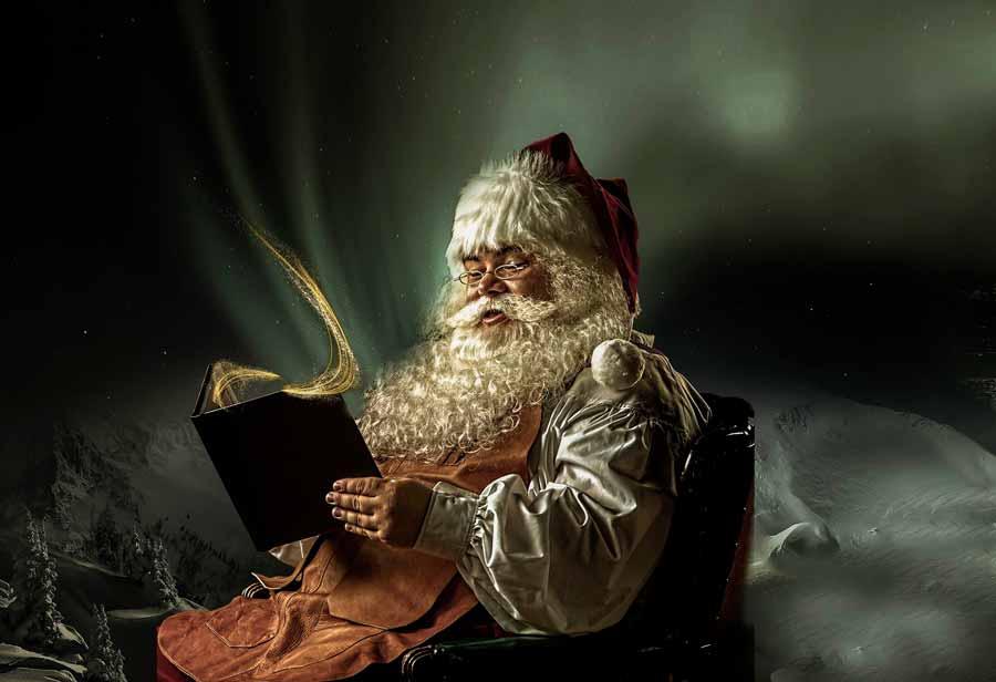 El origen de San Nicolás, mejor conocido como Santa Claus o Papá Noel