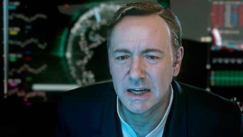 Kevin Spacey en Call of Duty: Advanced Warfare