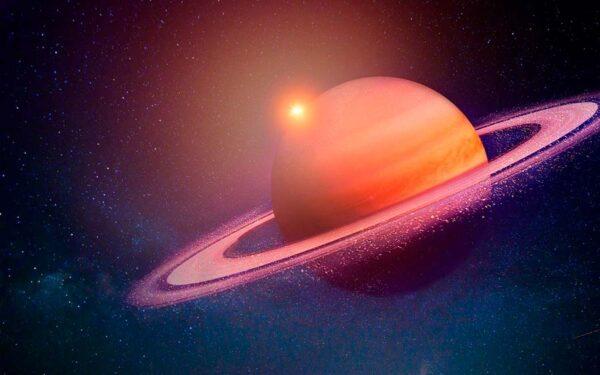 La conjunción de Júpiter y Saturno que dio origen a la Estrella de Navidad